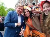De leukste selfies met Willem-Alexander, Máxima en Amalia