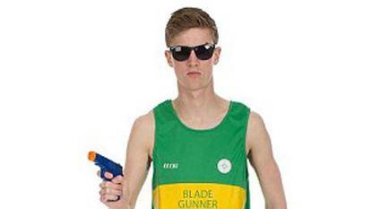 Amazon verkoopt Halloween-pak 'Blade Gunner', geïnspireerd op Pistorius