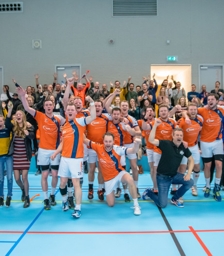 Geen bekerkraker, kampioenschap én promotie voor Apollo of play-offs voor PSV Handbal