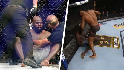 """MMA-kolos wordt weer losgelaten in de kooi en dat heeft opponent geweten: """"Hij had geen idee waar hij aan begon"""""""