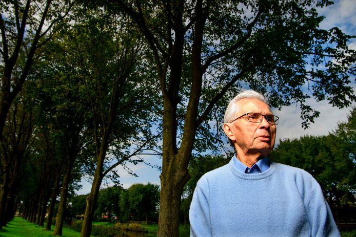 Henk Kleijn overleefde het kamp in Japan.