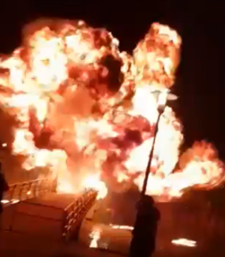 Twee verdachten in beeld voor betrokkenheid bij explosie van vuurwerkbom