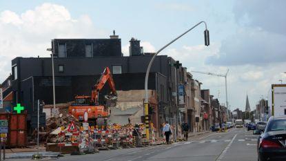 Voormalig café van vermiste Jean Vercarre in Albert Panisstraat gesloopt