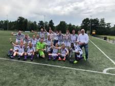 Gorcumse ambtenaren voor tweede keer Nederlands Kampioen Voetbal