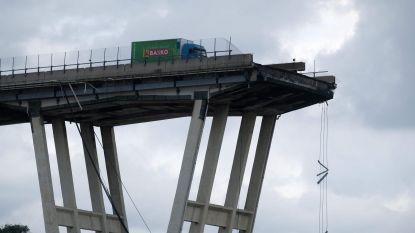 Precies één jaar geleden stortte de Morandibrug in Genua in elkaar