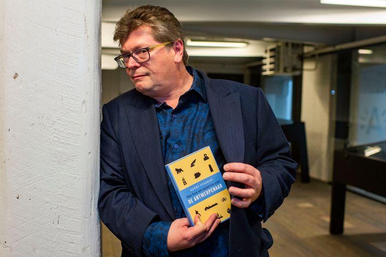 'Het Hoe en Waarom van de Antwerpenaar' met auteur Geert Stadeus
