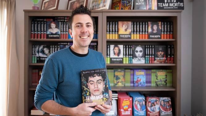 """Jeugdauteur Bjorn Van den Eynde brengt deel elf uit van 'Team Mortis' reeks: """"Jammer dat ik met 'Stille Waters' niet naar Boekenbeurs kon"""""""