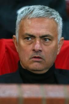 José Mourinho ontslagen door Manchester United
