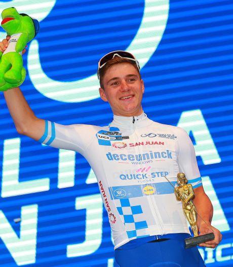 Tour de San Juan: Remco Evenepoel se rapproche de la victoire finale