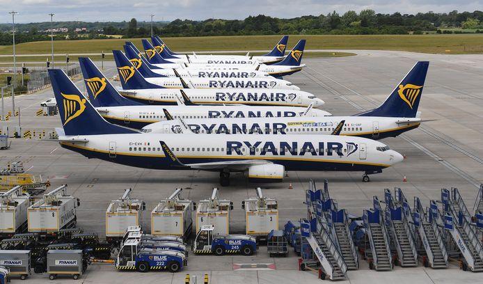 """La compagnie """"low cost"""" Ryanair est forcément concernée par ce changement progressif des mentalités au sein de l'Union européenne"""
