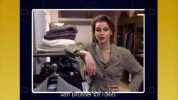 Zo maakte Pascale Naessens lang geleden haar debuut op het kleine scherm
