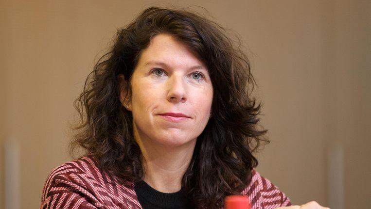 Staatssecretaris van Dierenwelzijn Bianca Debaets.