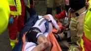 """Kastelijn houdt twee breukjes over aan zware val, maar """"niet uitgesloten dat ze komend weekend aan de start staat"""""""