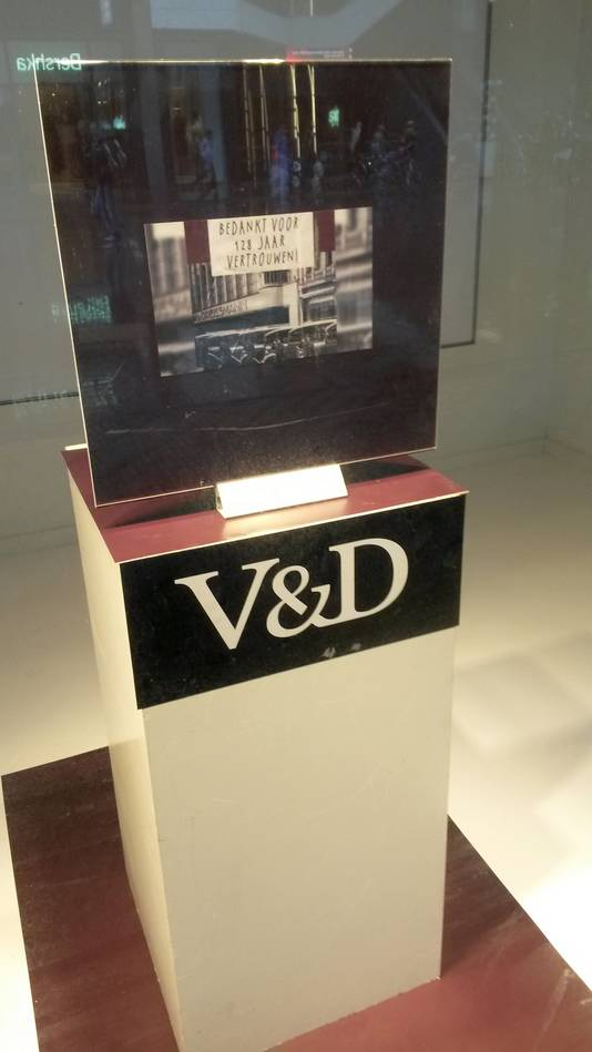 Einde van V&D stemt AD-lezer weemoedig | Den Haag | AD.nl