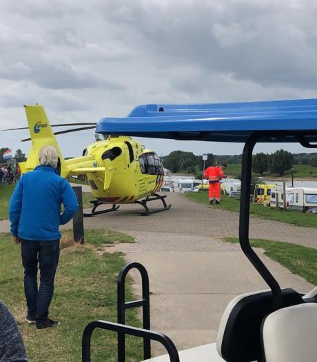 Man gereanimeerd na ongeval op het water bij Doesburg