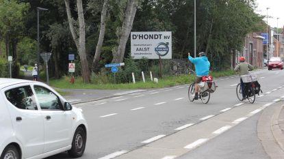 Graafwerken fietstunnel Moorselbaan starten in voorjaar 2020