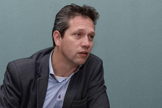 Sint Anthonis: 22-01-2018; DG_FotoPolitieke partij SAN heeft een nieuwe lijsttrekker dat is de heer: Joost van der Cruijsen .Foto: Ed van Alem