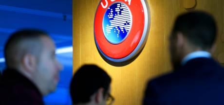 L'UEFA a trois plans en tête pour terminer la saison de foot