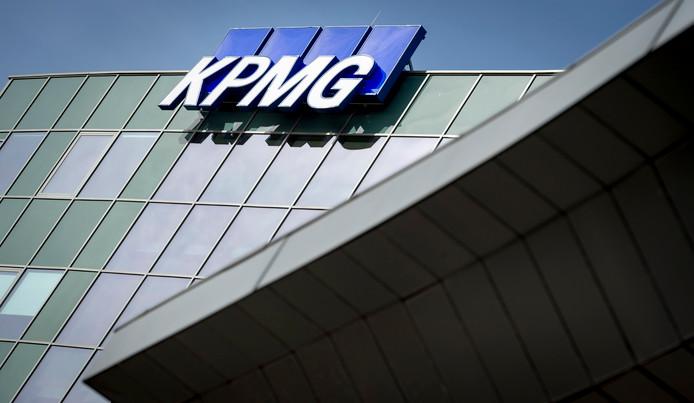 Het kantoor van KPMG te Amstelveen