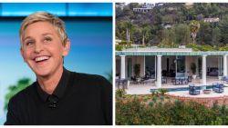 BINNENKIJKEN. Ellen DeGeneres koopt villa van 13 miljoen euro in Beverly Hills