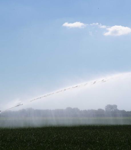 Beregenen gras West-Brabant mag, maar droogte ligt al weer op de loer