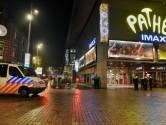 Agent mishandeld na vechtpartij in centrum Tilburg