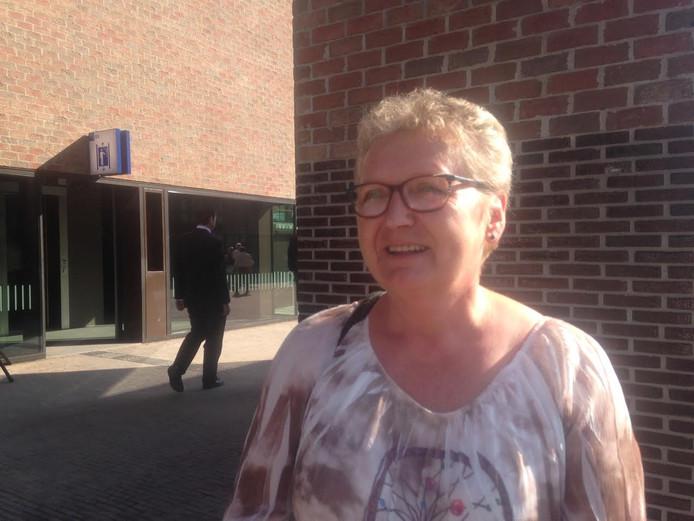 Mevrouw Van den Muijsenberg uit Breda