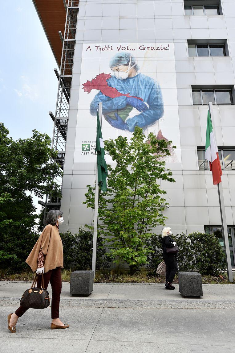 29 artsen stierven aan corona in Bergamo, een derde van hen is huisarts. Beeld REUTERS