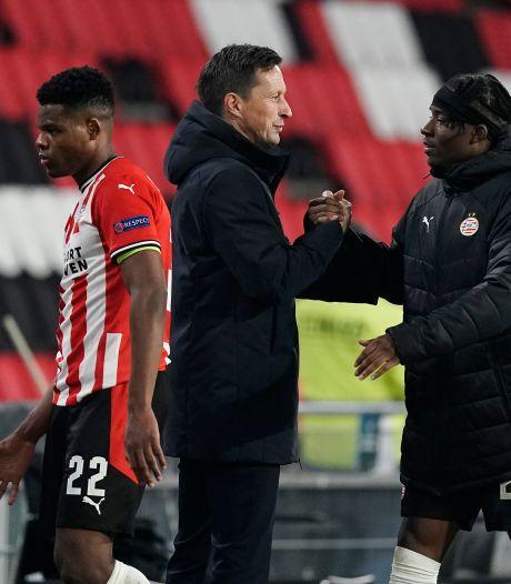 PSV maakt zich op voor 'fysieke strijd' met Sparta