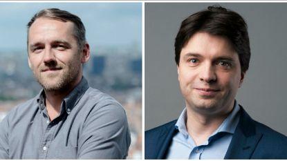 Xavier Taveirne en Michaël Van Droogenbroeck presenteren vanaf dit najaar afwisselend 'De ochtend' op Radio 1