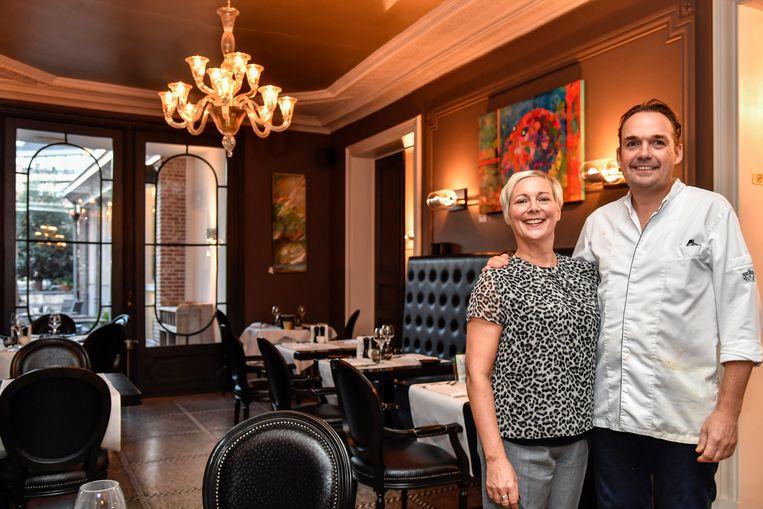 Anne en Yves zijn bijzonder tevreden en trots met hun vermelding in Gault-Millau. Ze hebben er ook tien jaar lang op moeten wachten.