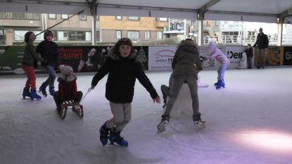 Drie weken 'Winterpret aan de Leie': schaatspiste, kerstmarkt en Huis van de Kerstman