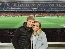 Brabantse vriendin van Frenkie de Jong schreeuwt het van de daken: 'Je mag voor je droomclub spelen!'