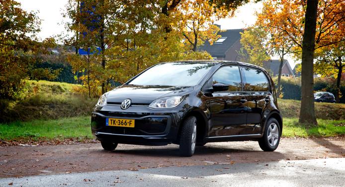 Compact, met een groots uitrustingsniveau: dat maakt de Volkswagen Up tot een populaire auto.