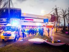 Man zwaargewond naar ziekenhuis na aanrijding in Eindhoven