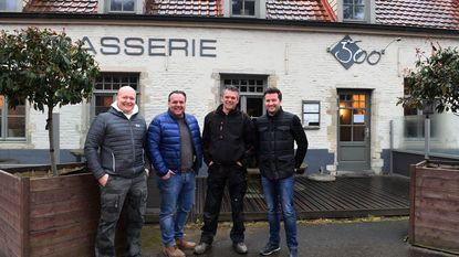 Kris Daems heropent Brasserie 500