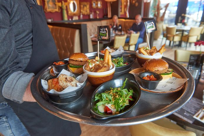 Uitsluitend vegetarische gerechtjes bij 't Zusje in de komende 'Nationale Week Zonder Vlees'.