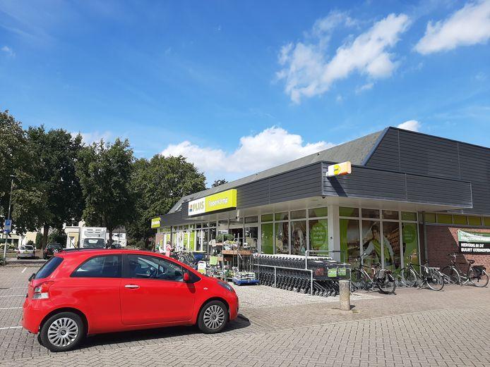 De Plus supermarkt in Silvolde.