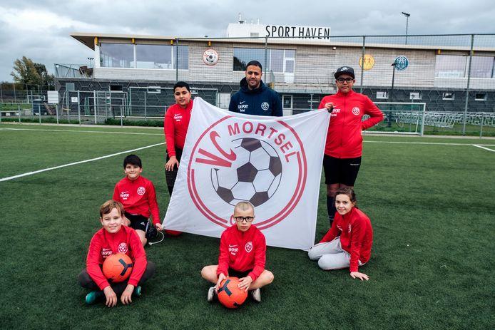 Nieuwe autivoetbalclub bij VC Mortsel O.G.