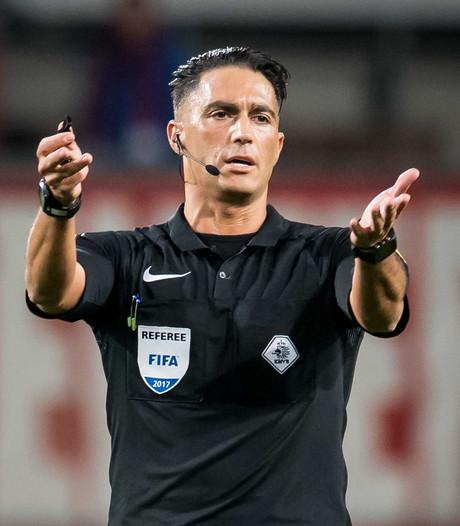 Gözübüyük fluit Vitesse-PSV in Gelredome, waar PSV nooit verloor