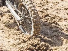 Eerste motorcrosswedstrijd van het seizoen in Axel afgelast