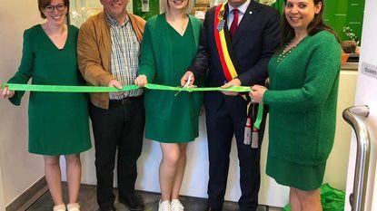 Nieuw bankfiliaal Argenta Glabbeek geopend