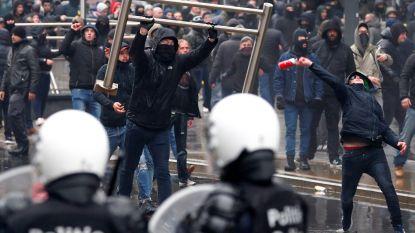 Drie personen rechtstreeks gedagvaard voor geweld tegen politie en dreigen met aanslag na 'Mars tegen Marrakesh'