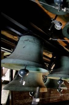 Carillon speelt Sinterklaasliedjes op Kerkplein