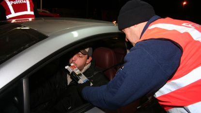 37 rijbewijzen ingetrokken tijdens grootscheepse controles rond Hasselt