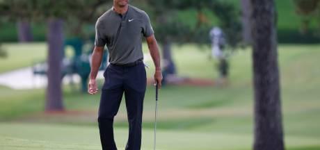 Sterk begin titelverdediger Woods op Masters in Augusta