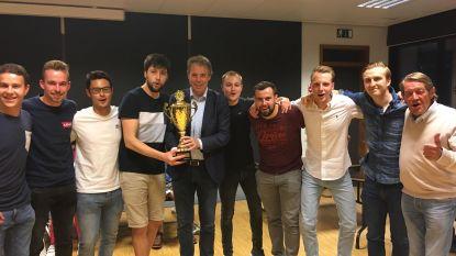 MVC Pekelnej wint minivoetbalbeker stad Deinze