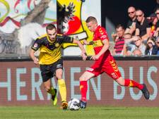 Go Ahead Eagles pakt de kop na zege op Roda JC