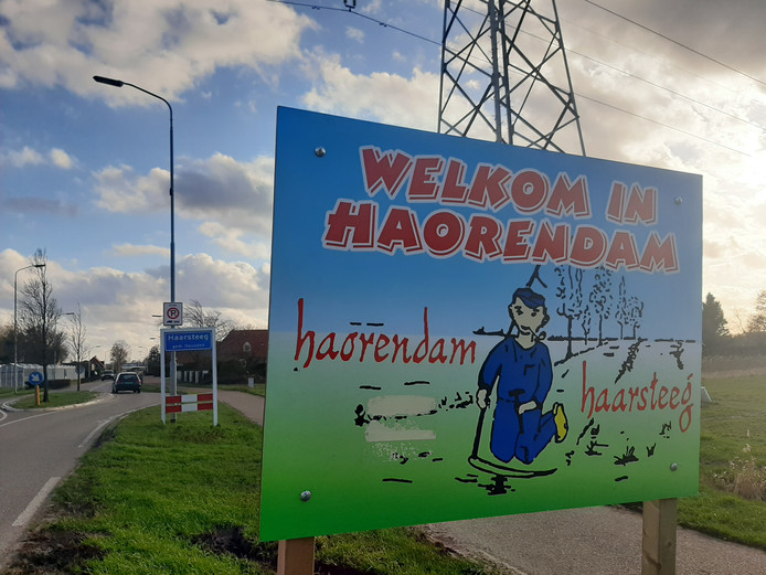 Carnaval kombord Haarsteeg Haorendam