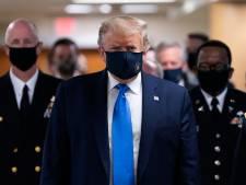 LIVE | Trump draagt voor het eerst mondkapje in het openbaar, Disney World Florida weer open